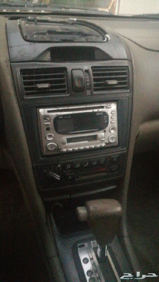 ماكسيما 2003 للبدل بسيارة صغيرة او للبيع