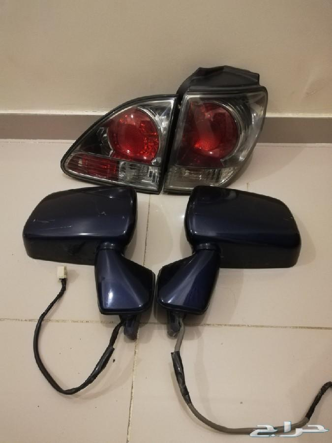 للبيع قطع غيار لكزس RX  2001