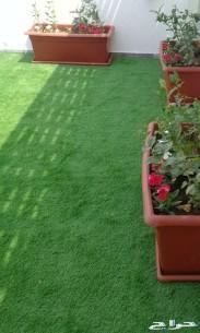 تنسيق الحدائق والعشب الصناعي باقل الاسعار