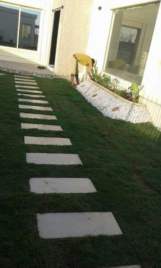 فني لتتسبق الحدائق