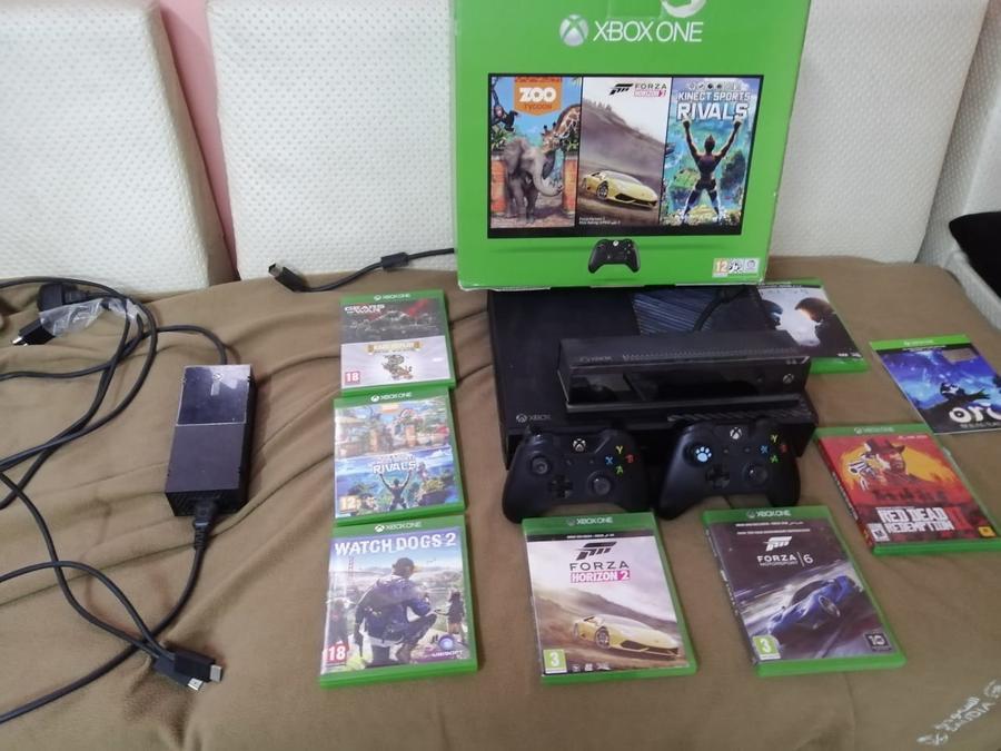 Xbox dox1one