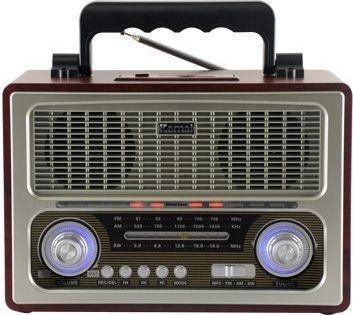 راديو بشكل تراثي وبمواصفات حديثه