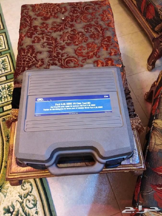 صندوق عدة وزن الكام فورد