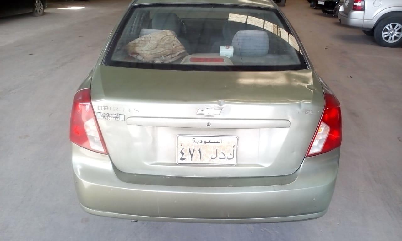 سياره شفر ليت اوبتره  2005 السوم 2700
