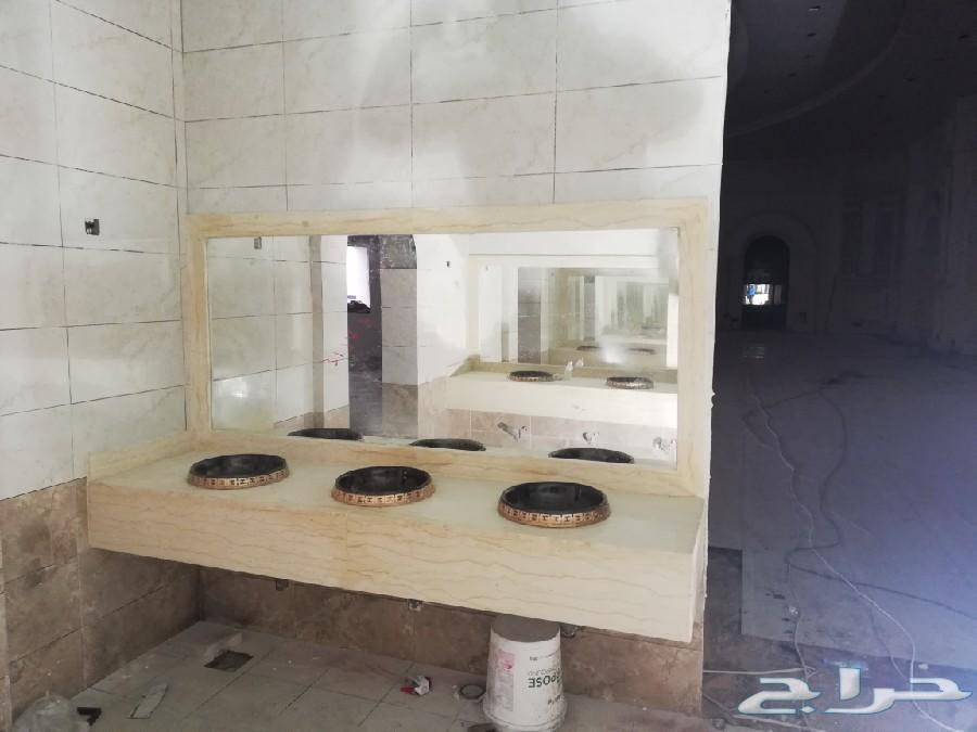 مغاسل رخام طبيعي وصناعي مغاسل رخام حديثة