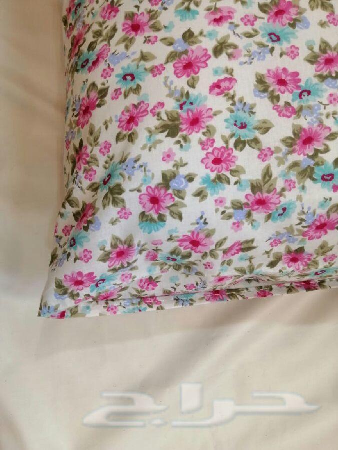 غطاء سرير نفرين اقمشه تركيه اصليه