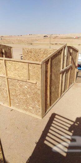 صنادق خشب جميع المقاسات نوع الخشب درجة ولا