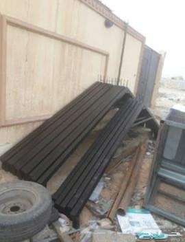 غرف خشب دورات مياه بيوت شعر مخيمات خيام