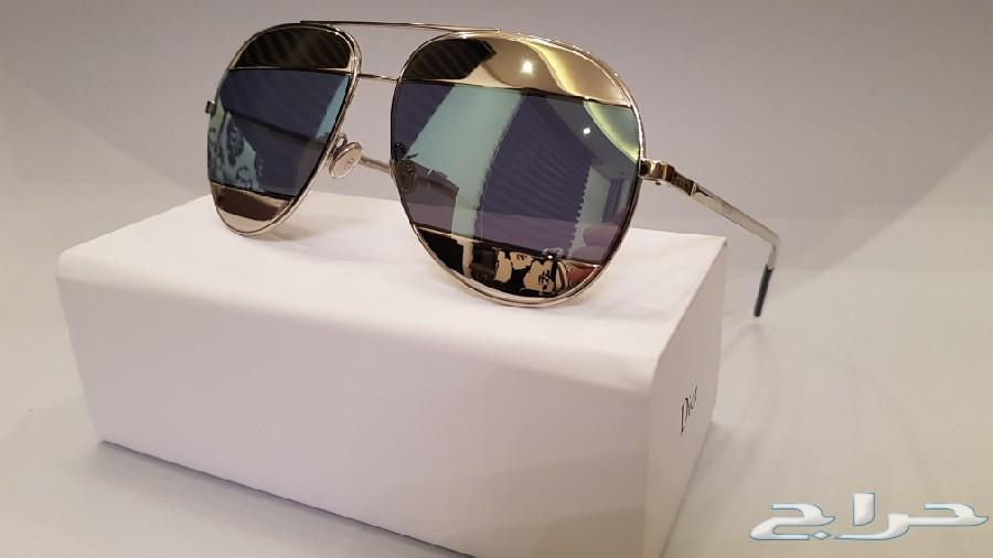 18bff7f5c نظارة شمسية اصلية ماركة كريستيان ديور جديدة