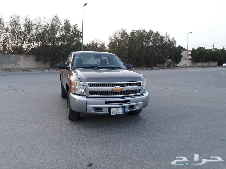 سلفرادو  2013   دبل 4X4 سعودي