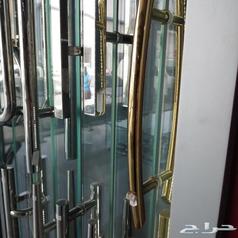 تركيب زجاج سكريت واجهات وصيانه