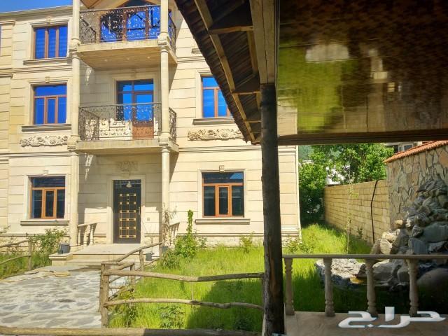 اذربيجان فلا الإيجار  مدينة غابالا