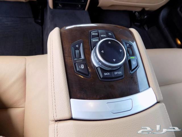 BMW 740Li فل كامل موديل 2015