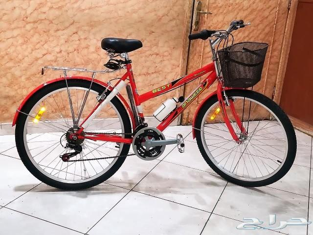دراجات هوائيه واكسسوارات رخيصة