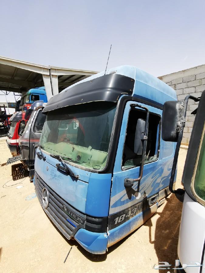 مركز آل سعيد لقطع غيار الشاحنات المستعملة
