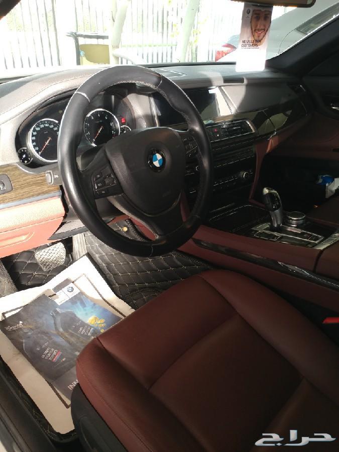BMW 730 Li 2015 تحت الضمان