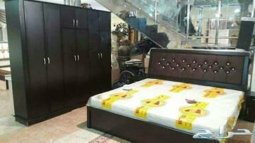 غرف نوم نفرين ومفرد وسريران تبدامن1600 الباحة