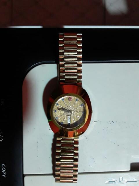 38f33a157 للبيع ساعة رادو رجالية سويسرية اصلية
