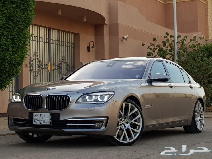 BMW 750Li 2014 (( تم البيع ))