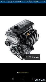مكاين و محركات هونداي مع التركيب