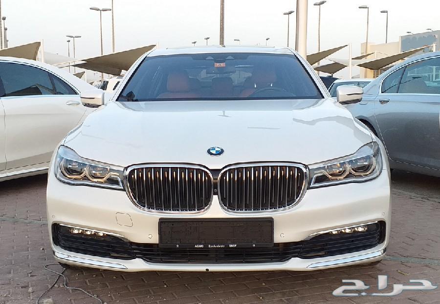 BMW 730 Li 2017 خليجي فل