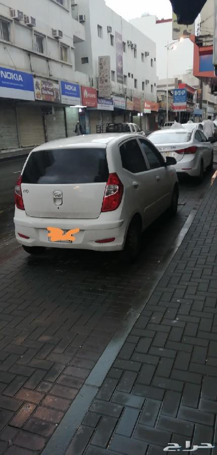 سيارة هونداي اي 10 2015 على السوم