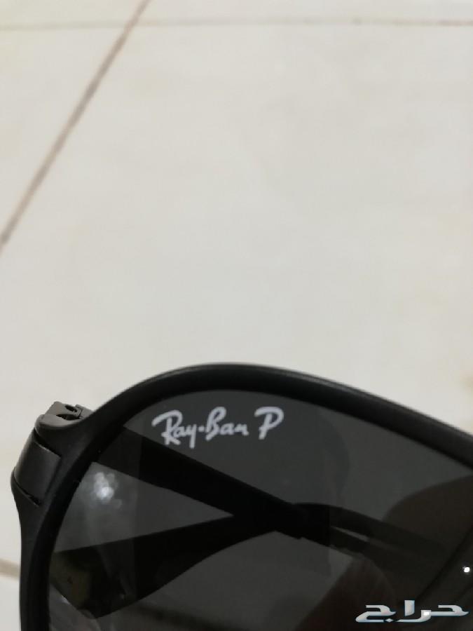 4367ff0fc نظارة شمسية راي بان اصلية جديدة