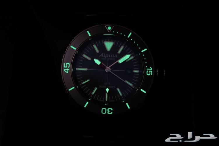 ساعة Alpina أصلية