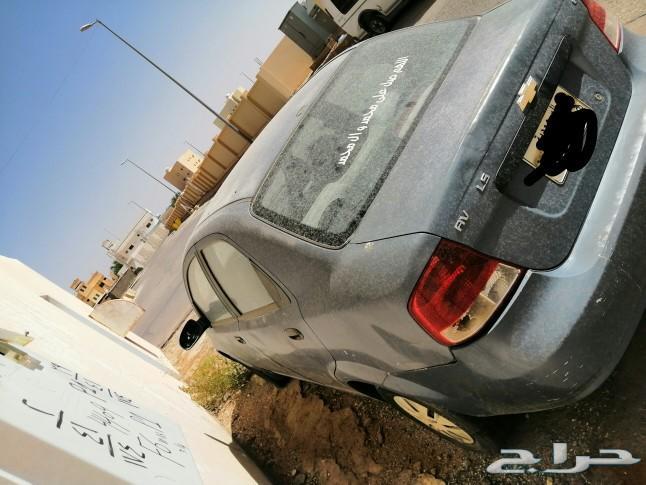 سيارة افيو 2006 القصيم