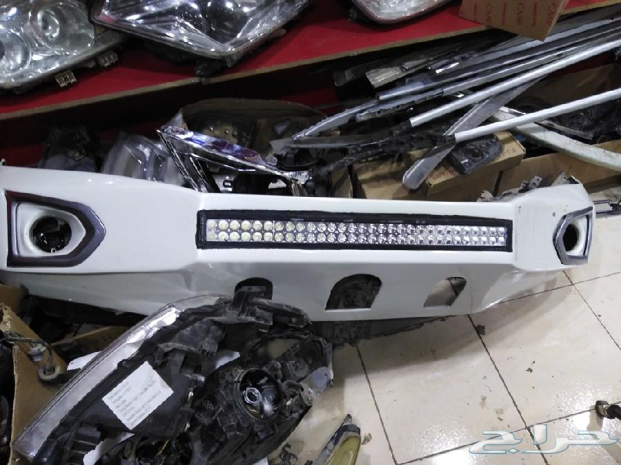صدام باترول صبه إماراتي مع LED قطري