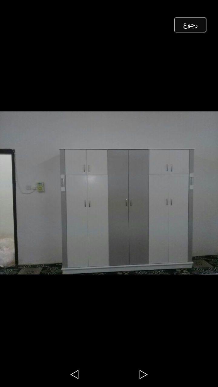 غرف نفرين 6قطع1800