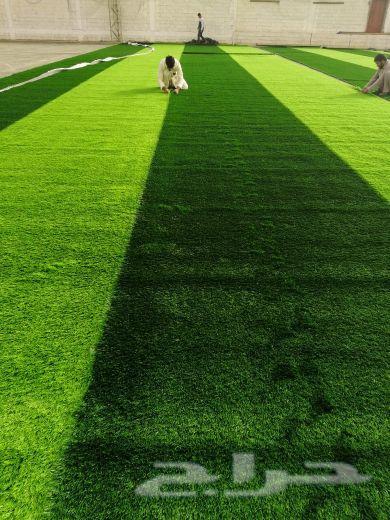 ابو إبراهيم للعشب الصناعي بجده ومكه