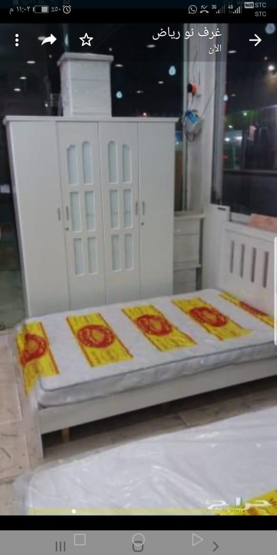 غرف نوم بأسعار مميزه تركيب توصيل نجران