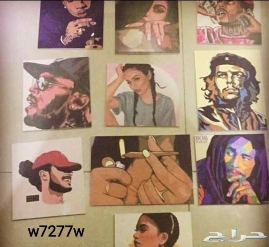 لوحات فلين جدارية ب15 ريال اخر عرض