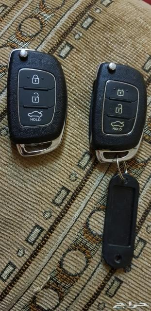 مفتاح مع ريمون اكسنت والنتراء