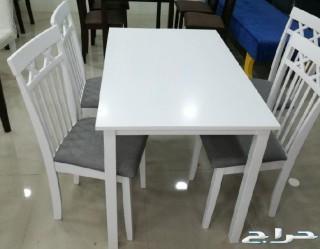 طاولات طعام خشب ماليزي  nطاولات تركية تتمدد
