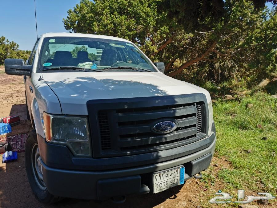 فورد f150 xl 2012 نظيف للبيع