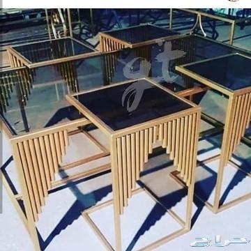 طاولات ومداخل تفصال حسب الطلب