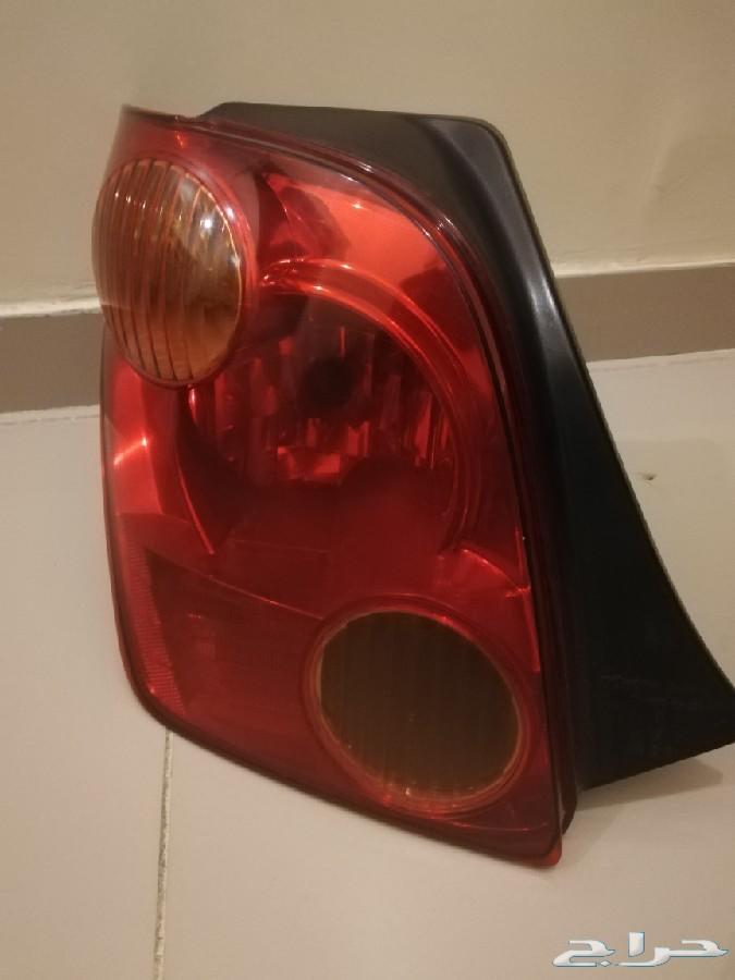 للبيع قطع غيار تويوتا XA موديل 2004