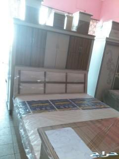 غرف نوم وطنى جديدة  جاهزة
