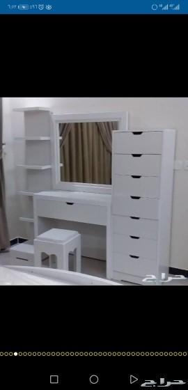 مفروشات الراقي للأثاث.. غرف نوم