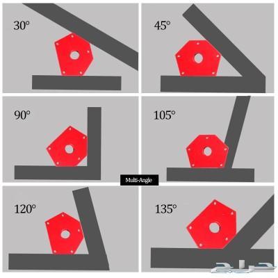 مغناطيس للحام Welding magnet