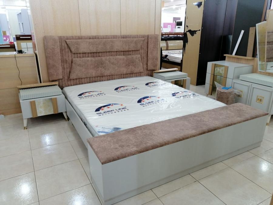غرف نوم كلاسيك تركي وصيني اضاءة مميزة وفخامة