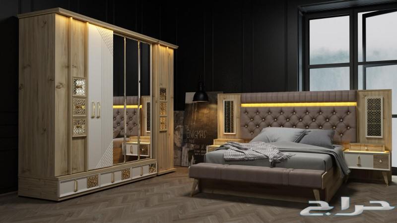 غرفة نوم فخمة مميزة وبسعر مميز