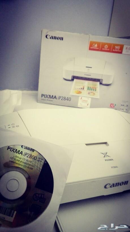 للبيع طابعة جديدة CANON PIXMA IP 2840