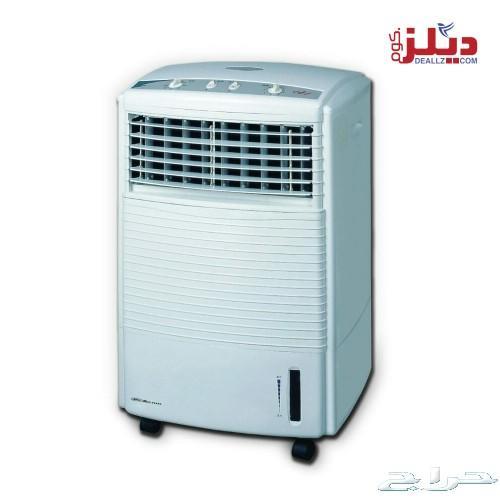 مبرد هواء متنقل سهل الحمل والتخزين