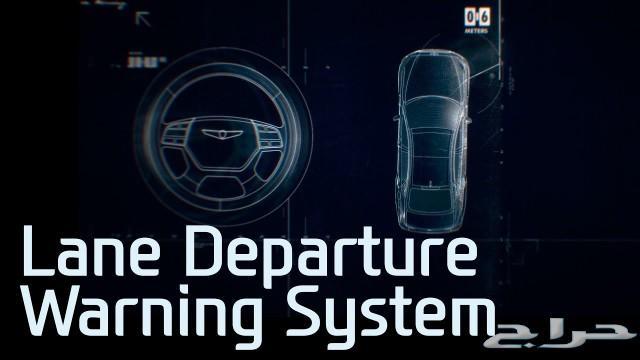 برمجة جنسس وتفعيل LKAS نظام التحكم في المسار