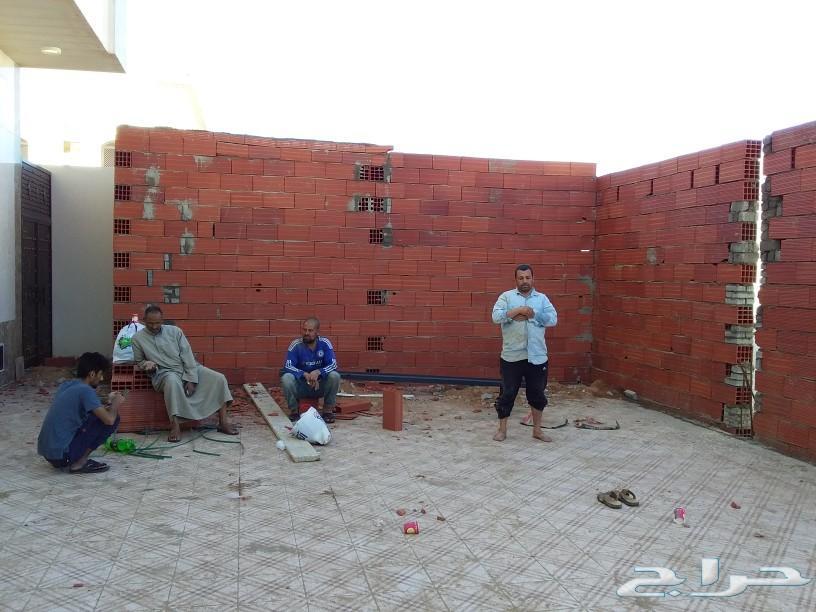 ابو شروق للتكسير واعمال البناء واللياسه