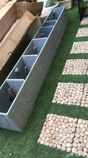 مشتل ابورضه لتنسيق الحدائق