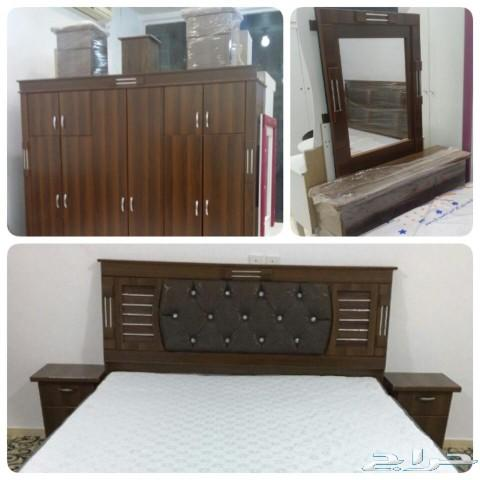 غرف نوم نفرين ومفرد وسريران تبدا من1600جيزان